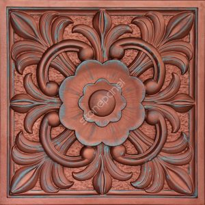 Fiore / COPPER RUGGİNE - ZNG-PU-5410